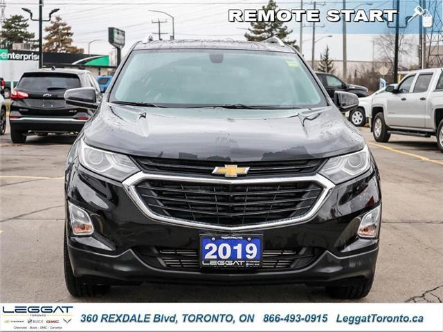 2019 Chevrolet Equinox LT (Stk: T11692) in Etobicoke - Image 2 of 12