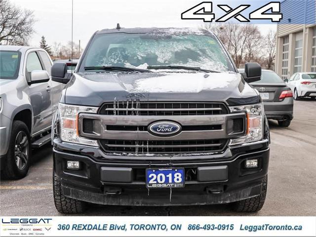 2018 Ford F-150 XLT (Stk: T11644A) in Etobicoke - Image 2 of 21