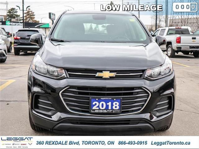 2018 Chevrolet Trax LS (Stk: T11697) in Etobicoke - Image 2 of 24