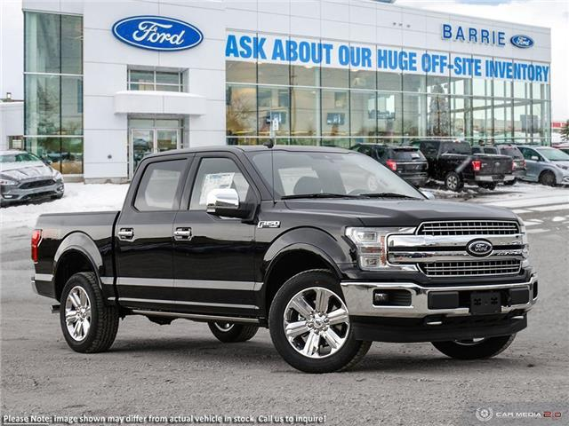 2019 Ford F-150 Lariat (Stk: T1089) in Barrie - Image 1 of 27