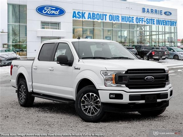 2020 Ford F-150 XLT (Stk: U0233) in Barrie - Image 1 of 24