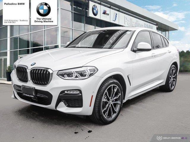 2019 BMW X4 xDrive30i (Stk: 0125D) in Sudbury - Image 1 of 20