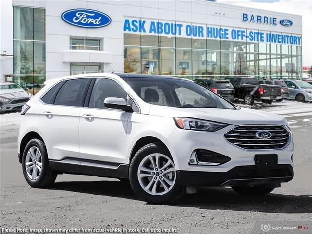 2019 Ford Edge SEL (Stk: T1209) in Barrie - Image 1 of 27