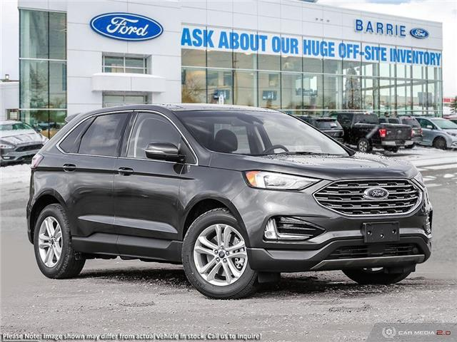 2019 Ford Edge SEL (Stk: T1501) in Barrie - Image 1 of 27