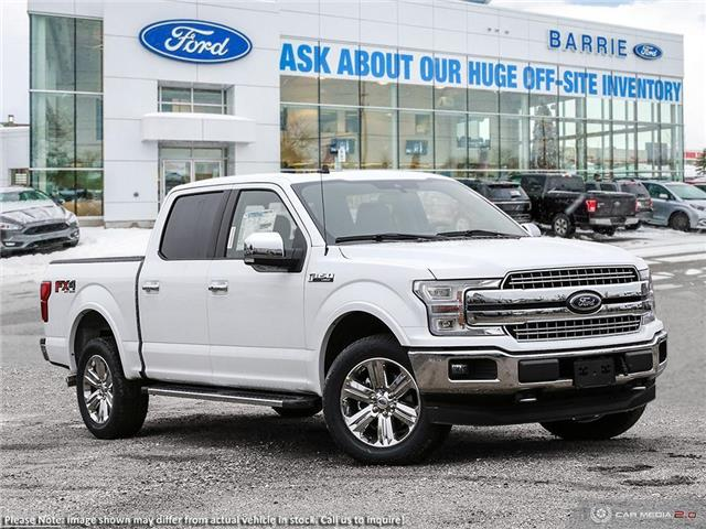 2019 Ford F-150 Lariat (Stk: T1445) in Barrie - Image 1 of 27