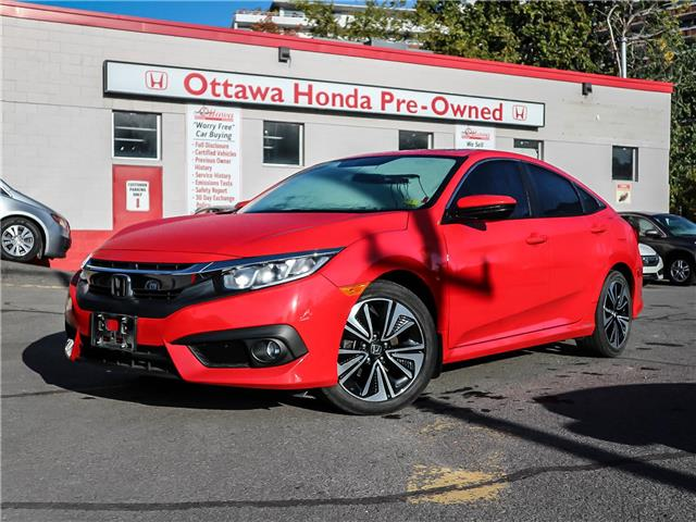2017 Honda Civic EX-T (Stk: 326611) in Ottawa - Image 1 of 26