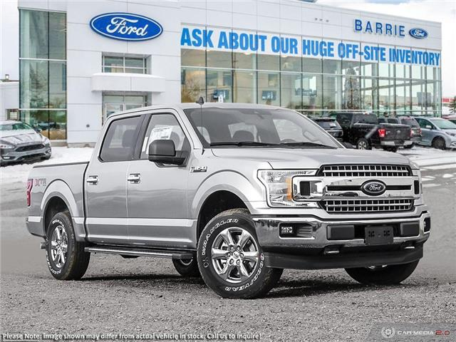 2020 Ford F-150 XLT (Stk: U0205) in Barrie - Image 1 of 27