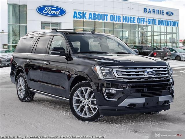 2019 Ford Expedition Max Limited (Stk: T1231) in Barrie - Image 1 of 27