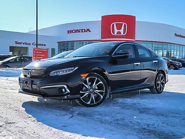 2019 Honda Civic Touring (Stk: 2730A) in Ottawa - Image 1 of 27