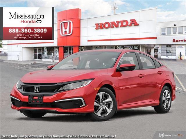 2020 Honda Civic LX (Stk: 327668) in Mississauga - Image 1 of 23