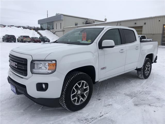2019 GMC Canyon All Terrain w/Cloth (Stk: 37431) in Owen Sound - Image 1 of 12