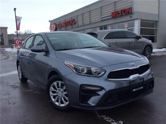 2020 Kia Forte LX (Stk: 208377) in Milton - Image 1 of 19