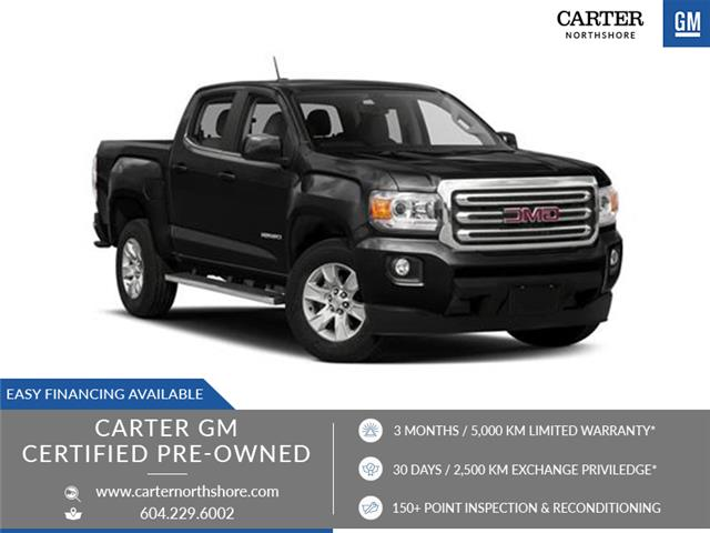 2017 GMC Canyon SLE (Stk: 973360) in North Vancouver - Image 1 of 1