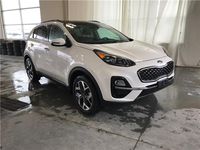 2020 Kia Sportage EX Tech (Stk: S20138) in Stratford - Image 1 of 16
