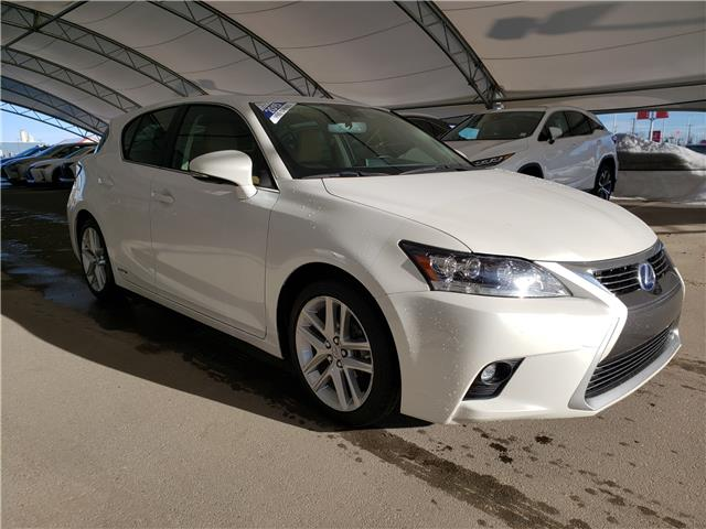 2015 Lexus CT 200h Base (Stk: L19346A) in Calgary - Image 1 of 24