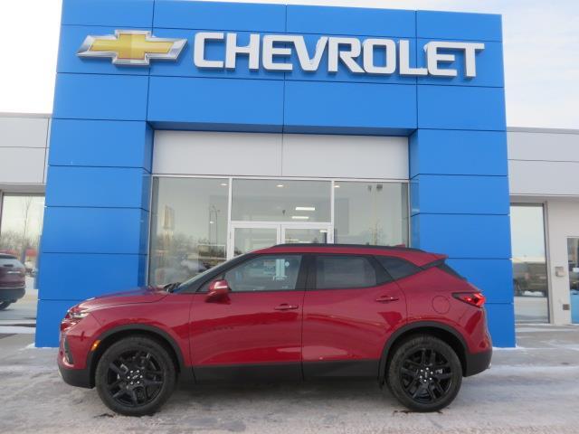 2020 Chevrolet Blazer True North (Stk: 20046) in STETTLER - Image 1 of 19