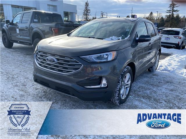 2020 Ford Edge SEL (Stk: L-357) in Calgary - Image 1 of 5