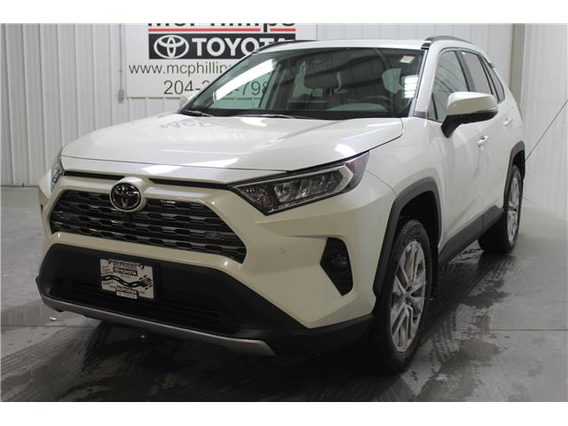 2020 Toyota RAV4 Limited (Stk: C081912) in Winnipeg - Image 1 of 26