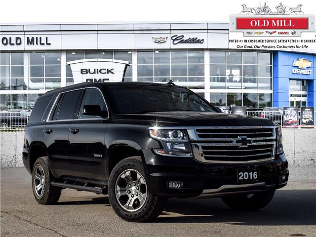 2016 Chevrolet Tahoe LT (Stk: 441753U) in Toronto - Image 1 of 20