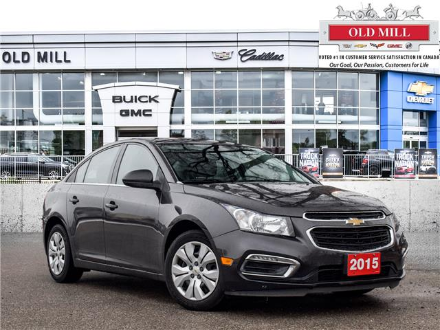 2015 Chevrolet Cruze 1LT (Stk: 220172U) in Toronto - Image 1 of 18
