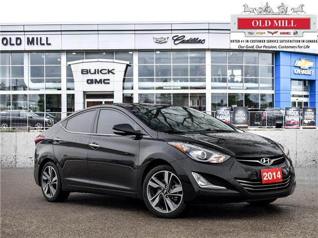 2014 Hyundai Elantra Limited (Stk: 151736UA) in Toronto - Image 1 of 21