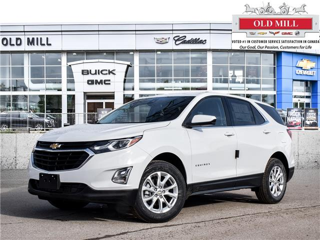 2020 Chevrolet Equinox LT (Stk: L6201906) in Toronto - Image 1 of 19
