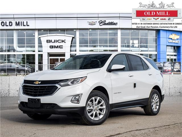 2020 Chevrolet Equinox LT (Stk: L6204381) in Toronto - Image 1 of 18