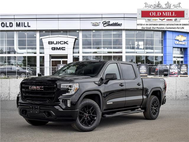2020 GMC Sierra 1500 Elevation (Stk: LZ124174) in Toronto - Image 1 of 17