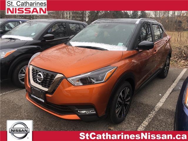 2020 Nissan Kicks  (Stk: KI20009) in St. Catharines - Image 1 of 5