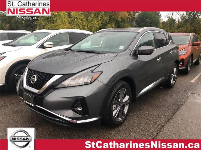 2020 Nissan Murano Platinum (Stk: MU20007) in St. Catharines - Image 1 of 5