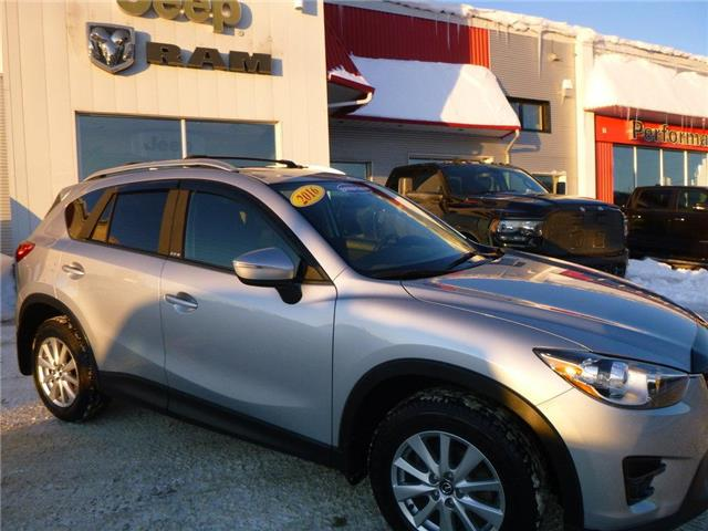 2016 Mazda CX-5 GS (Stk: MU868) in Mont-Laurier - Image 1 of 12