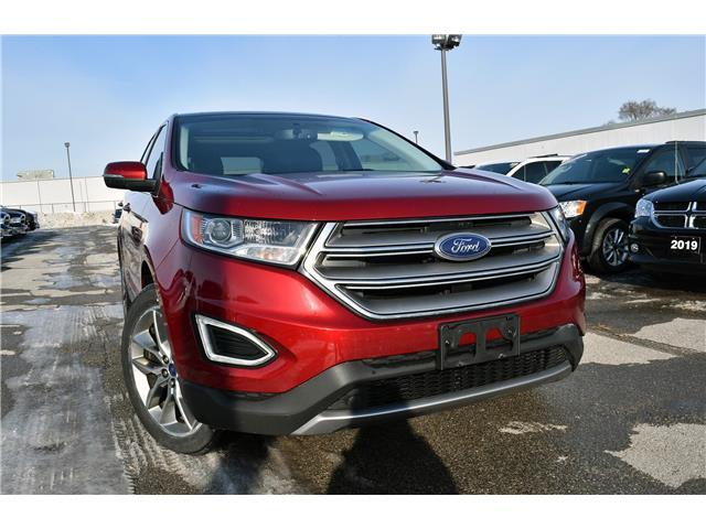 2016 Ford Edge Titanium (Stk: 94337) in St. Thomas - Image 1 of 30