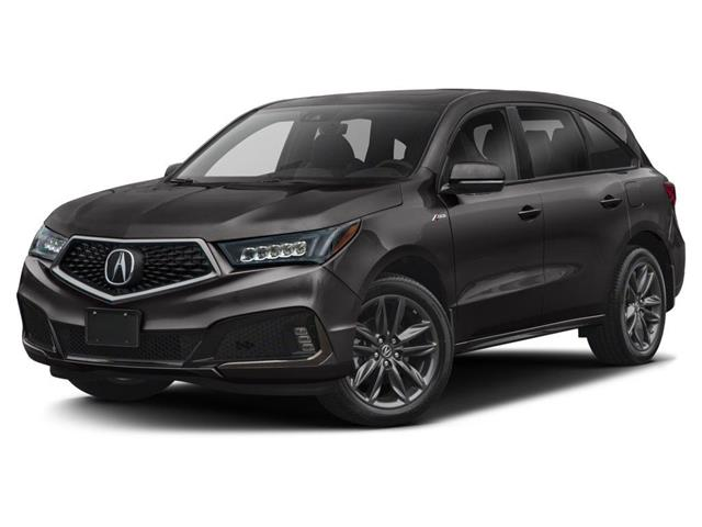 2020 Acura MDX A-Spec (Stk: 20MD2731) in Red Deer - Image 1 of 9