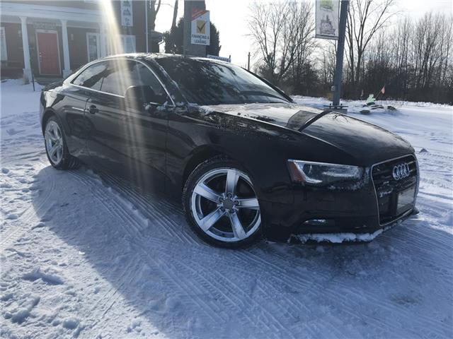 2013 Audi A5  (Stk: 5551) in London - Image 1 of 22
