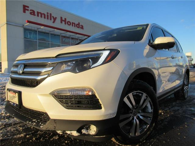 2016 Honda Pilot 4WD | EX-L NAVI | CERTIFIED PRE OWNED | (Stk: 506079P) in Brampton - Image 1 of 30