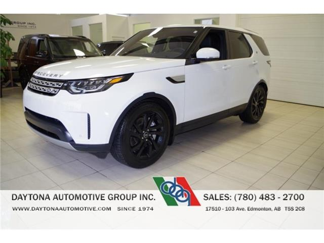 2018 Land Rover Discovery HSE (Stk: 6343) in Edmonton - Image 1 of 25