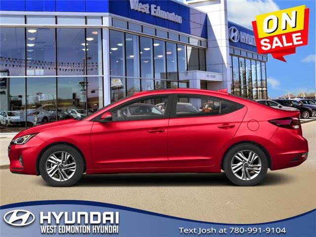 2019 Hyundai Elantra  (Stk: E4884) in Edmonton - Image 1 of 1