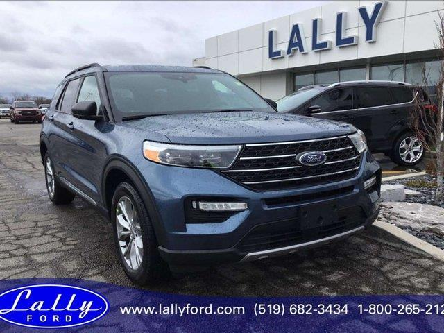 2020 Ford Explorer XLT (Stk: EX26018) in Tilbury - Image 1 of 19