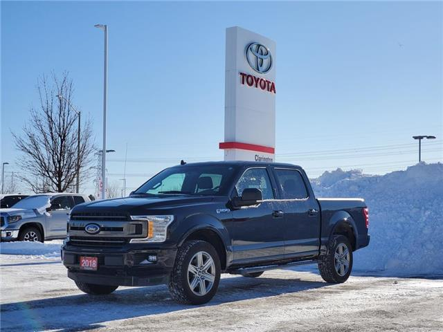2018 Ford F-150  (Stk: 20254A) in Bowmanville - Image 1 of 28