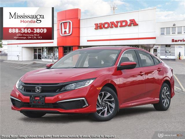 2020 Honda Civic EX (Stk: 327687) in Mississauga - Image 1 of 23