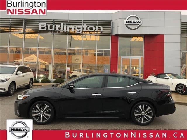 2019 Nissan Maxima Platinum (Stk: A6857) in Burlington - Image 1 of 19