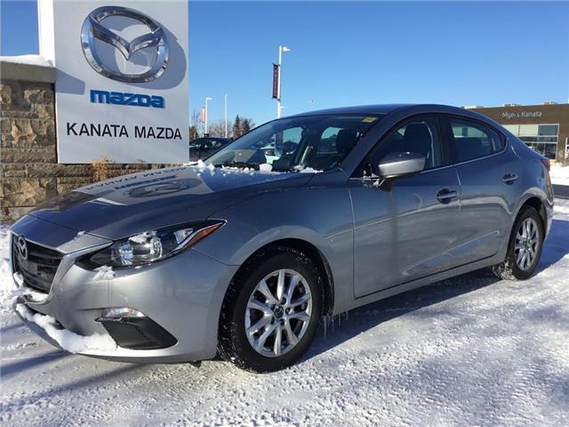 2016 Mazda Mazda3 GS (Stk: m956) in Ottawa - Image 1 of 19