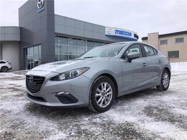 2016 Mazda Mazda3 GS (Stk: 20P004) in Kingston - Image 1 of 14