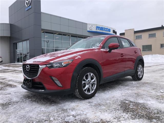 2018 Mazda CX-3 GS (Stk: 20P002) in Kingston - Image 1 of 15