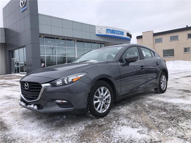 2018 Mazda Mazda3 Sport  (Stk: 20P003) in Kingston - Image 1 of 15