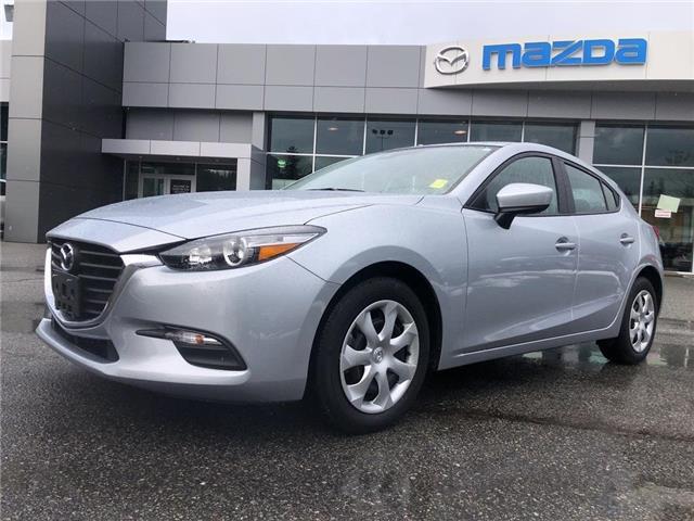 2018 Mazda Mazda3 Sport GX (Stk: P4268) in Surrey - Image 1 of 15