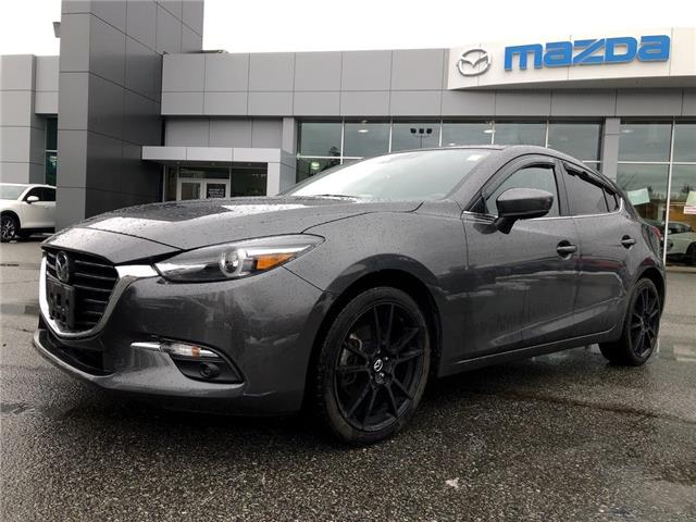 2018 Mazda Mazda3 Sport GT (Stk: P4256) in Surrey - Image 1 of 15