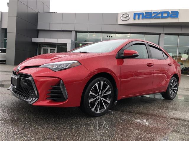 2017 Toyota Corolla SE (Stk: P4263) in Surrey - Image 1 of 15