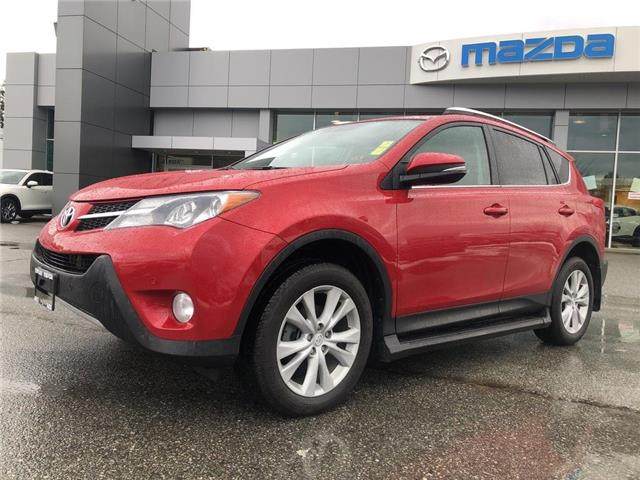 2015 Toyota RAV4 Limited (Stk: P4257) in Surrey - Image 1 of 15