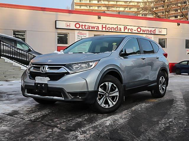 2018 Honda CR-V LX (Stk: H81080) in Ottawa - Image 1 of 27